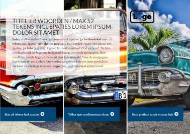 menu thumb 3 foto's met popups