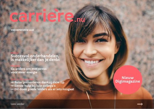 overzicht - magazine.carriere.nu